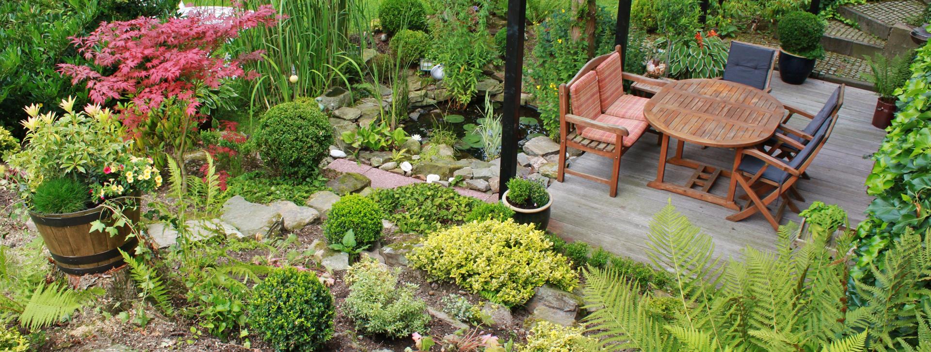 庭院景观解决方案