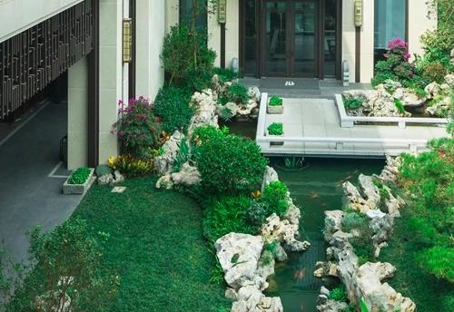 别墅庭院设计案例