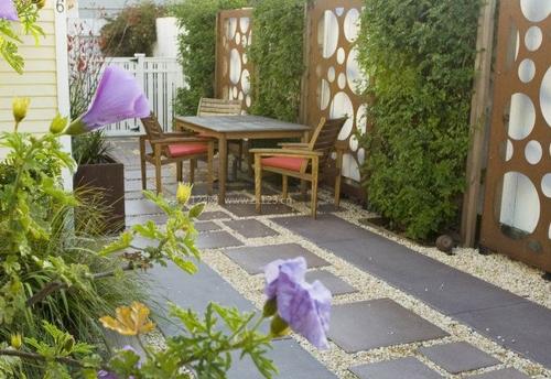 私家小花园设计案例