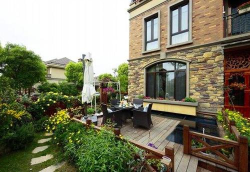 重庆别墅庭院设计