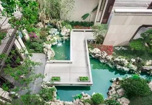 重庆私家别墅庭院设计