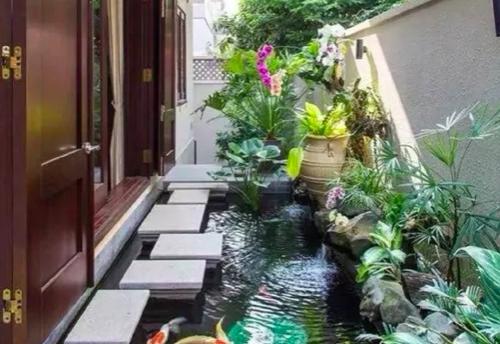 重庆私家小花园设计