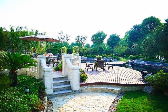 庭院景观设计受哪些影响因素